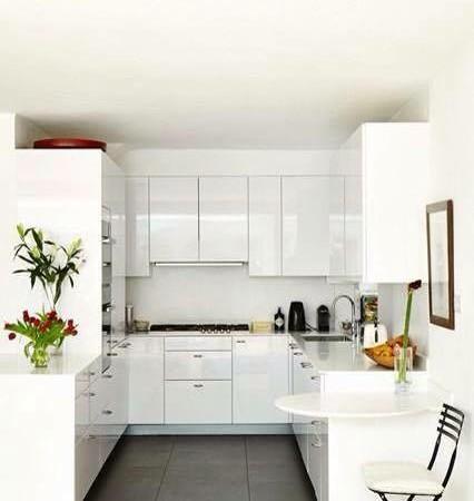 8 συμβουλές για μικρές κουζίνες
