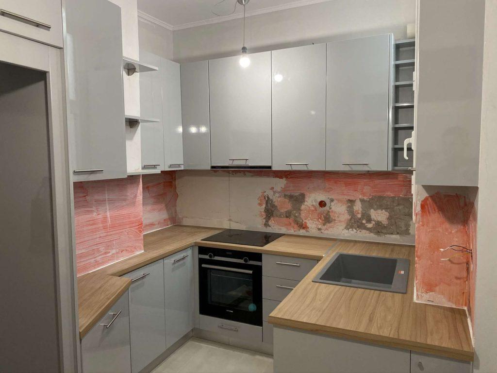Ανακαίνιση κουζίνας, Γουδί