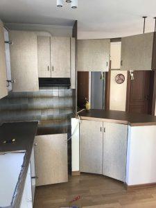 Ανακαίνιση κουζίνας, Βάρκιζα