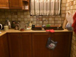Ανακαίνιση κουζίνας, Καρέας